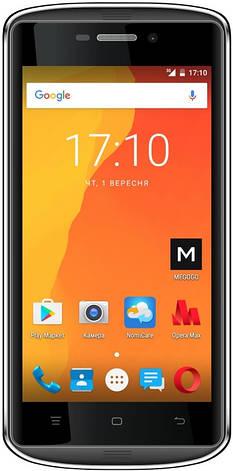 Смартфон Nomi i5070 Iron-X Black (Чорний), фото 2