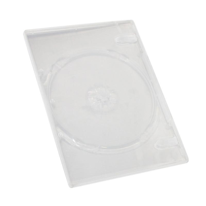 Футляр Hama для Дисків DVD-CD/ Прозорий