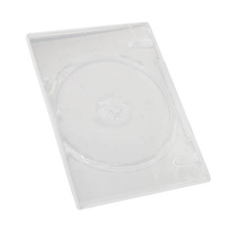 Футляр Hama для Дисків DVD-CD/ Прозорий, фото 2