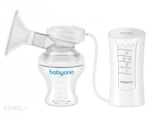 Лактатор электрический BabyOno 300 3в1 Natural Nursing
