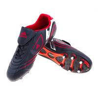 Бутсы Adidas 250-3, черный/оранж. Размеры 43