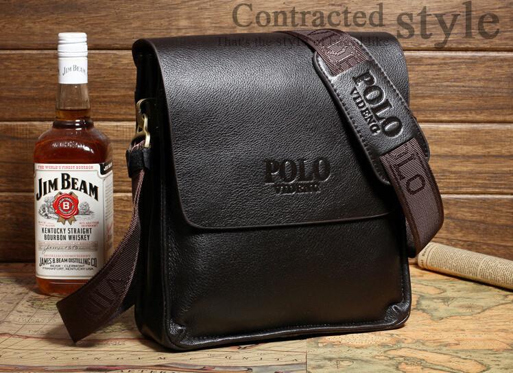 Красивая мужская сумка Polo. Стильная мужская сумка. Сумка через плечо.  Барсетка. Сумка 29eed769407
