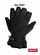 Флісові рукавички чорні на Thinsulate Reis пара