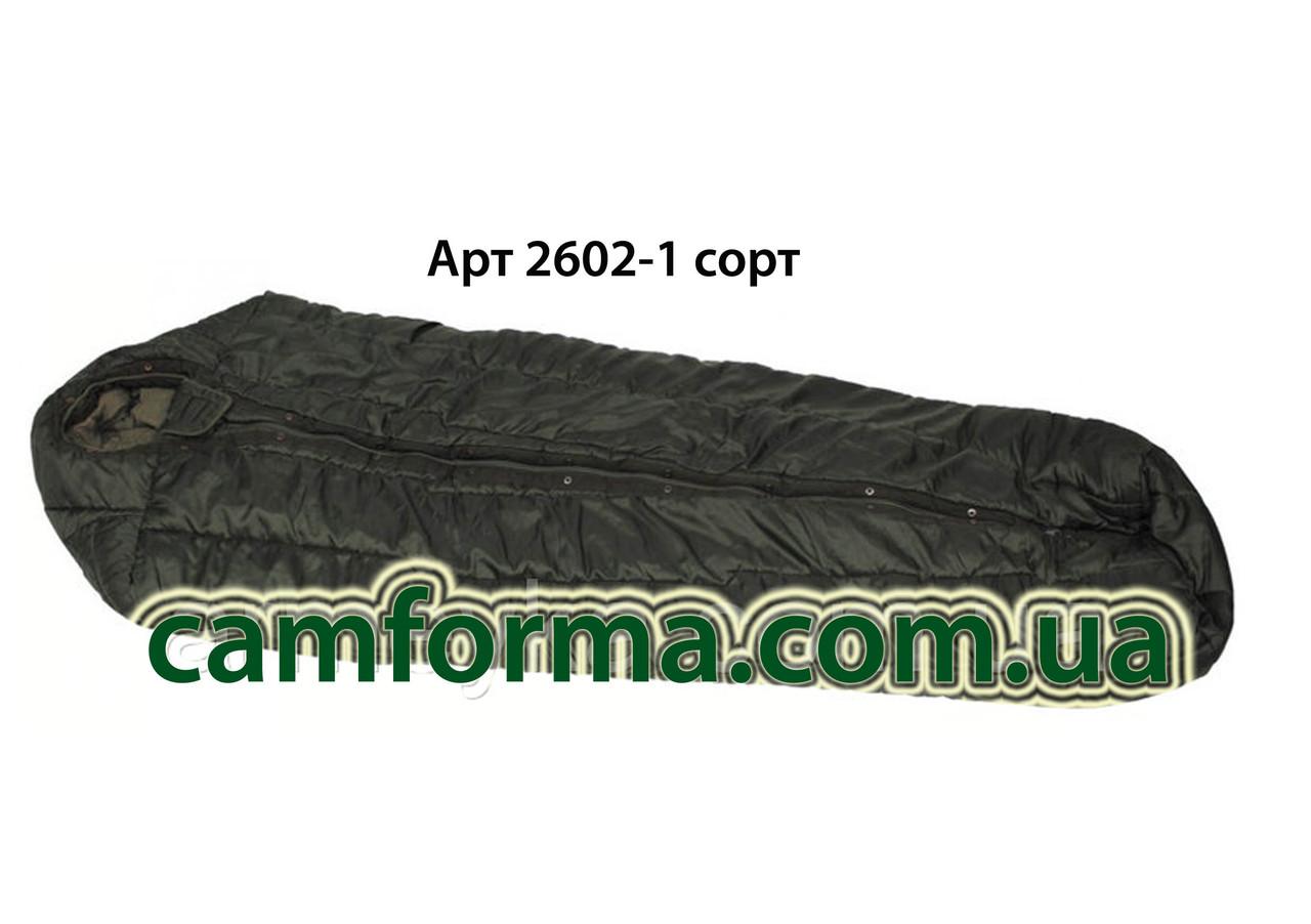 Зимний арктический  спальный мешок  армии Нидерланд  Б/У 1сорт