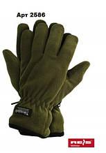 Флісові рукавички хакі на Thinsulate Reis пара