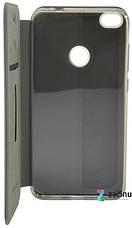 Чохол-книжка MOFI для Huawei P8 Lite (2017) Vintage ser. Чорний, фото 3