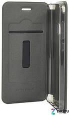 Чохол-книжка MOFI для Huawei P8 Lite (2017) Vintage ser. Чорний, фото 2