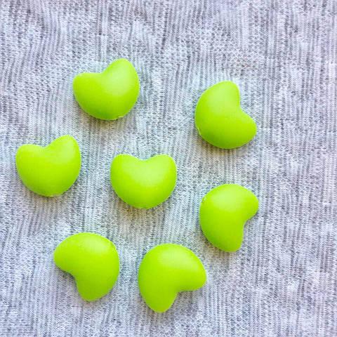 Сердце (салатовое)