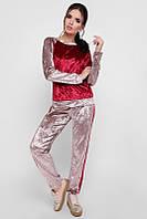 Спортивный костюм Sheinez SK-1659 бордо