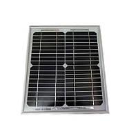 Фотоэлектрический модуль SUNRISE SOLARTECH SR-M5093610, 10 Wp, MONO (36)
