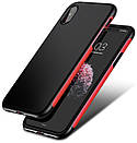 Чехол Baseus iPhone X Bumper Red, фото 2