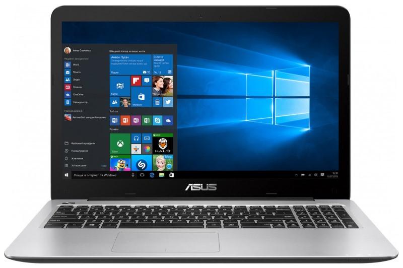 Ноутбук ASUS X556UQ-DM991T