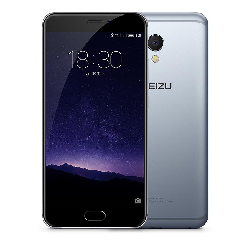 Смартфон MEIZU MX6 4/32GB Gray