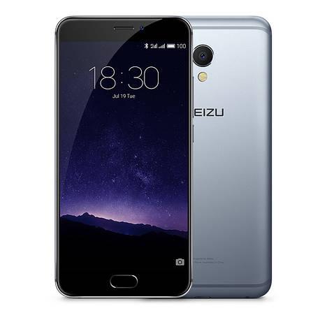 Смартфон MEIZU MX6 4/32GB Gray, фото 2