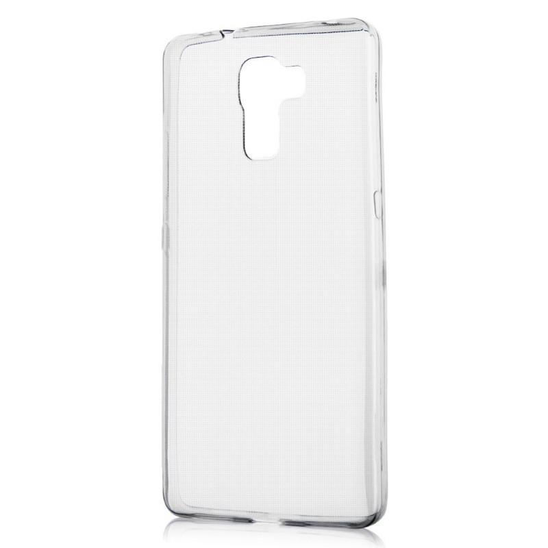 Чохол-накладка TPU для Huawei Honor 7 Ultra-thin ser. Прозорий/безколірний