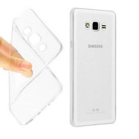 Чохол-накладка TPU для Samsung J710F J7(2016) Ultra-thin ser. Прозорий/безколірний, фото 2