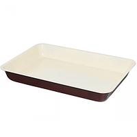 Форма для выпекания 21*31см,h3см,1.9л с керамическим покрытием прямоугольная