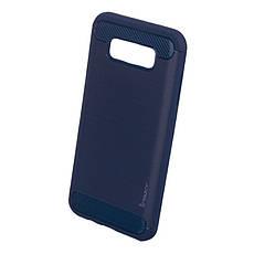 Чехол накладка iPaky для Samsung J510F J5 (2016) Slim ser. Синий (334999), фото 3