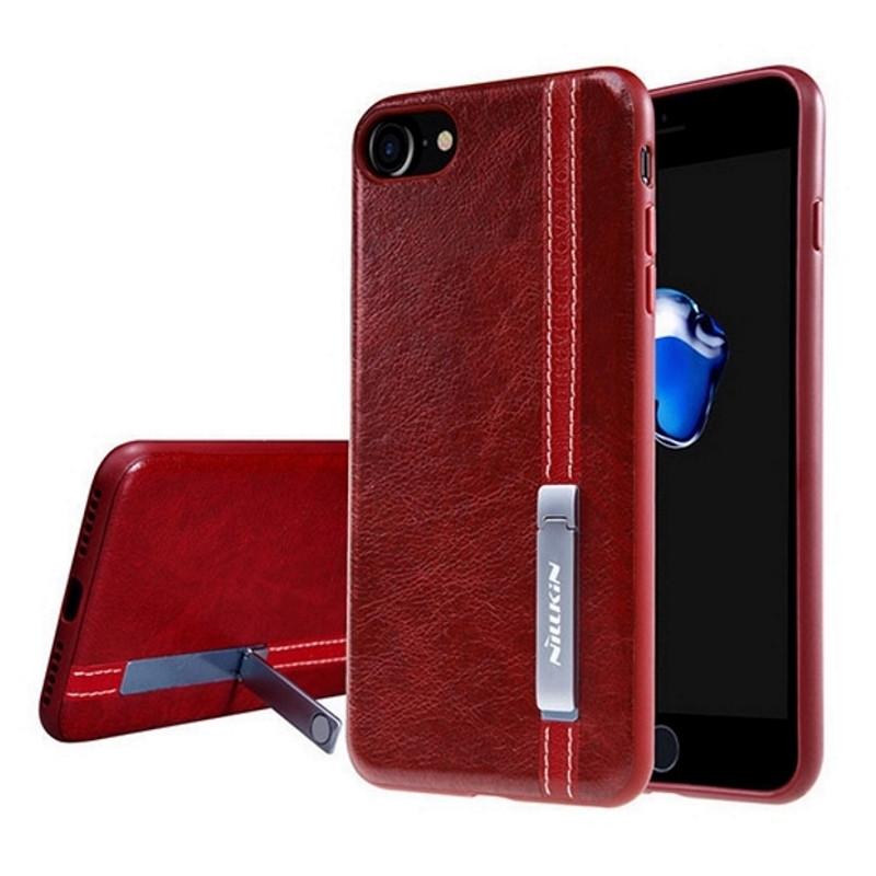 "Чехол накладка Nillkin для iPhone 7 (4.7 "") Phenom ser. Красный (130593)"