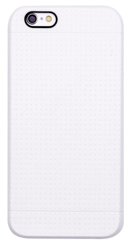 "Чехол накладка TPU для iPhone 6 / 6S (4.7 "") KMC Белый"