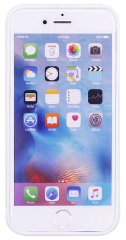 "Чехол накладка TPU для iPhone 6 / 6S (4.7 "") KMC Белый, фото 2"