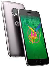 Смартфон MOTOROLA Moto G5 Plus (XT1685) Dual Sim (Сірий), фото 3