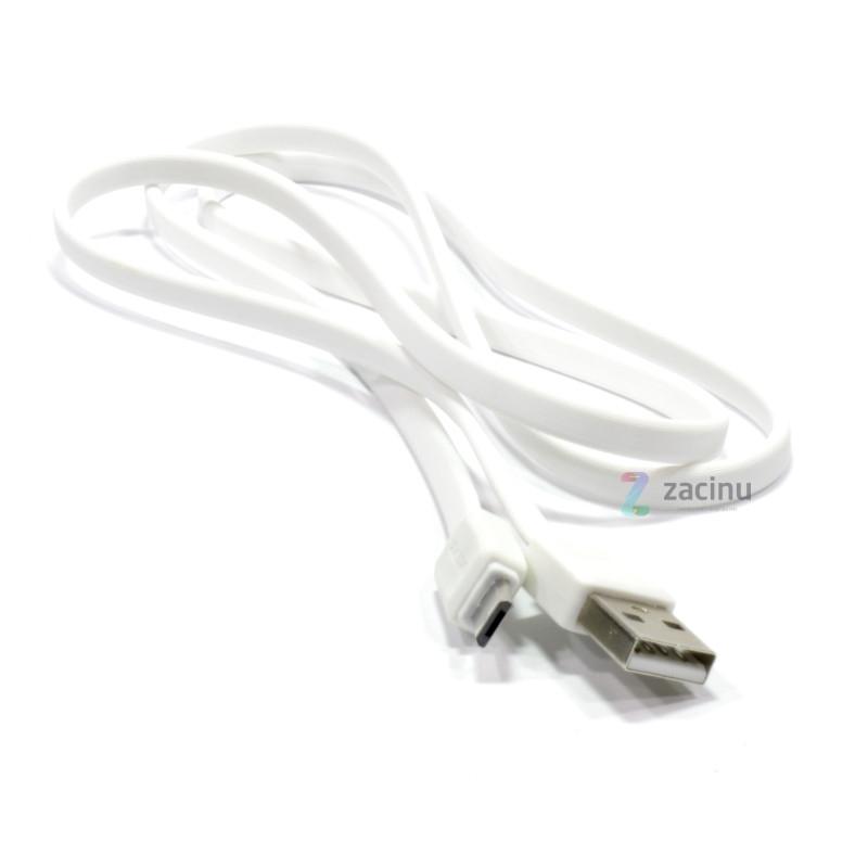 Кабель Remax RC-008m micro USB Fast ser. White
