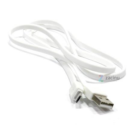 Кабель Remax RC-008m micro USB Fast ser. White, фото 2