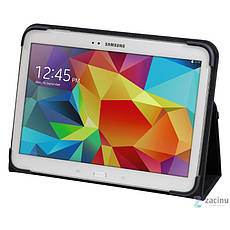 Чохол-книжка Hama для Samsung Galaxy Tab 4 10.1 Wave ser. Чорний, фото 2