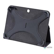 Чохол-книжка Hama для Samsung Galaxy Tab 4 10.1 Wave ser. Чорний, фото 3