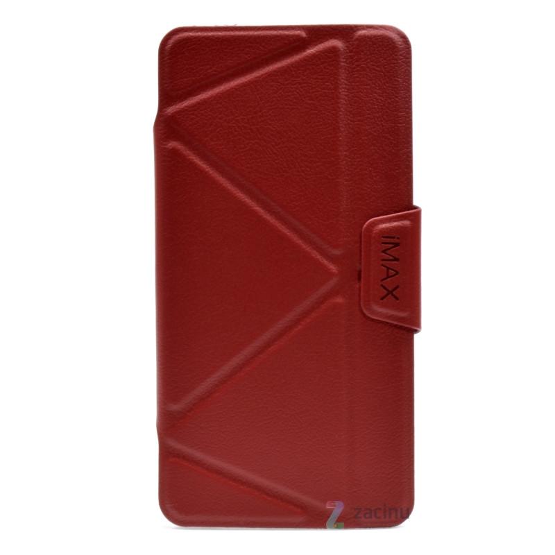 Чехол книжка iMAX для Meizu U10 Smart Case ser. Красный (332610)