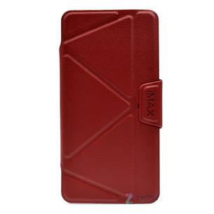 Чехол книжка iMAX для Meizu U10 Smart Case ser. Красный (332610), фото 2