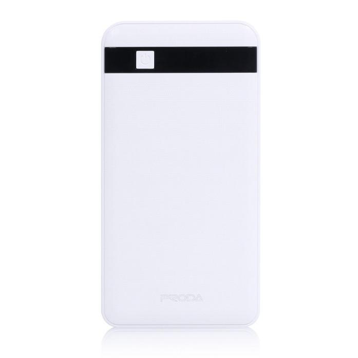УМБ REMAX Proda PPP-9 / 12000 мАг/ 2.1 A/ Lithium Polymer/ Білий