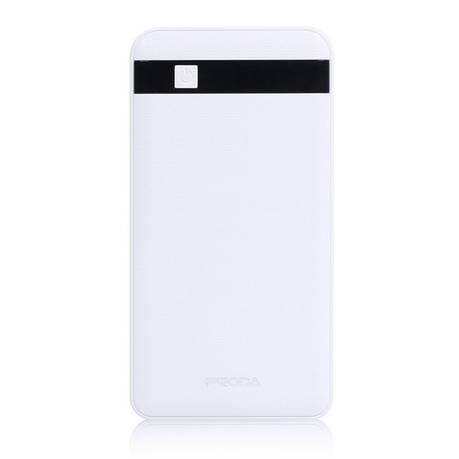 УМБ REMAX Proda PPP-9 / 12000 мАг/ 2.1 A/ Lithium Polymer/ Білий, фото 2