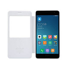Чохол-книжка Nillkin для Xiaomi Redmi Pro Sparkle ser. White(127104), фото 2