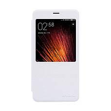 Чохол-книжка Nillkin для Xiaomi Redmi Pro Sparkle ser. White(127104), фото 3