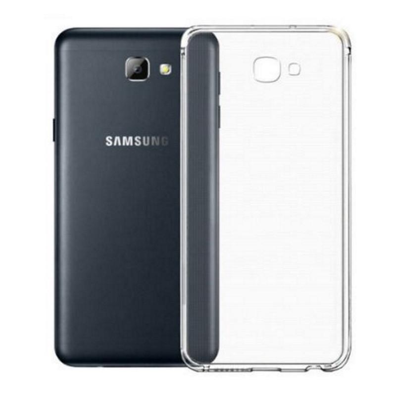 Чохол-накладка TPU для Samsung G610F J7 Prime(2016) Ultra-thin ser. Прозорий/безколірний