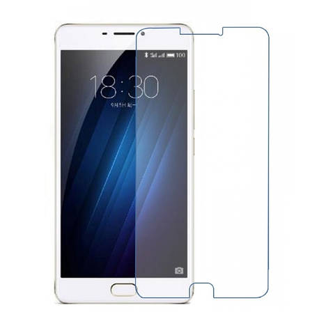 Защитное стекло U-Glass для Meizu M3 Max 0.33mm (H +) Прозрачное, фото 2