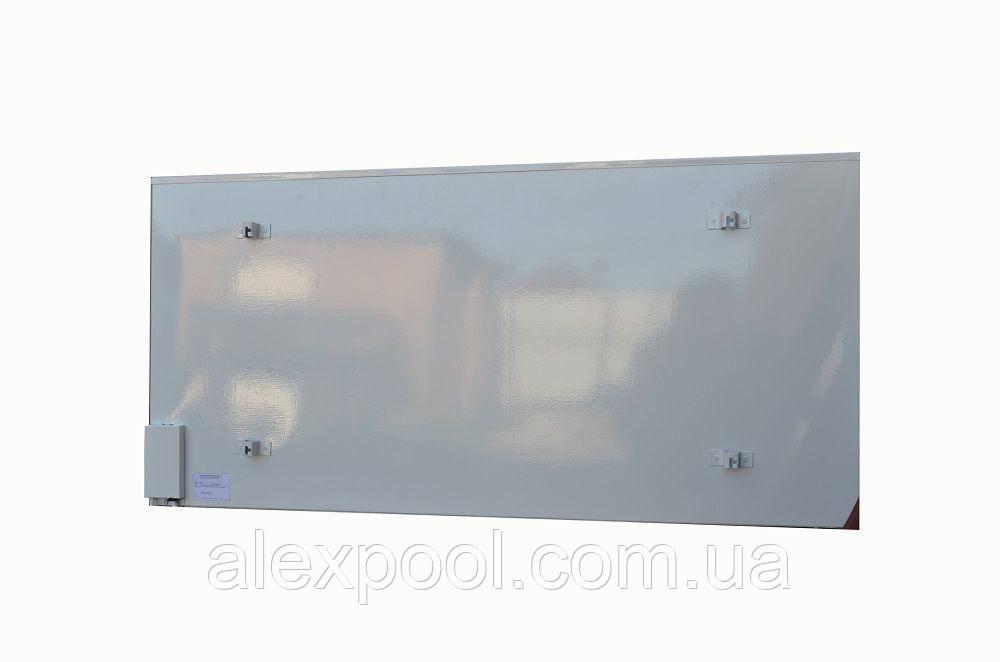 УКРОП МЕТАЛИК 700 инфракрасная панель электронагревательная
