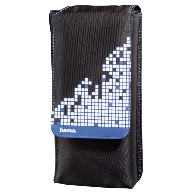 Чохол-футляр Hama для Sony PS Vita Pixel Smash Чорний