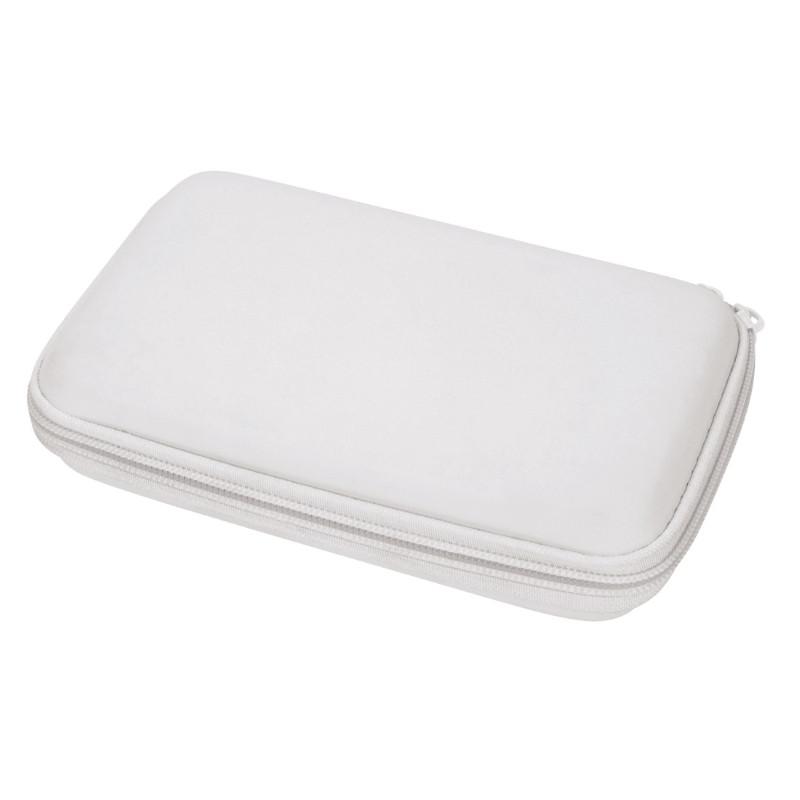 Чохол-футляр Hama для Nintendo New 3DS (165х39х100мм) Bad ser. Білий