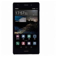 Чохол-накладка Nillkin для Huawei Ascend P8 Lite Matte ser.+ плівка Чорний, фото 3