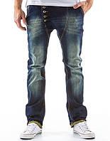 Мужские молодежние джинси