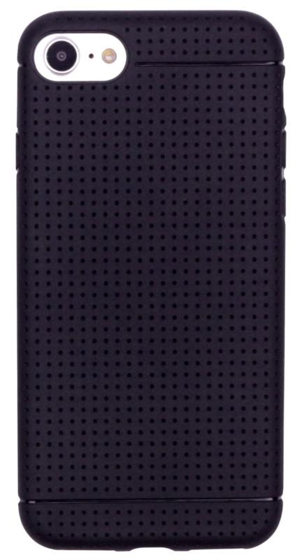 "Чехол накладка TPU для iPhone 7 (4.7 "") KMC Черный (342154)"
