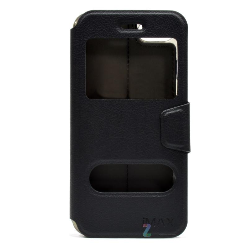 """Чехол книжка iMAX для iPhone 7 (4.7 """") Smart Case ser. Черный"""