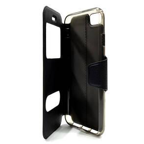 """Чехол книжка iMAX для iPhone 7 (4.7 """") Smart Case ser. Черный, фото 2"""