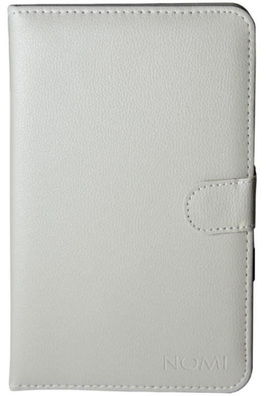 """Чехол-книжка (клавиатура) Nomi для Nomi KC0700 7 """"Keyboard case Серый (226183)"""