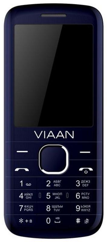 Мобільний телефон Viaan T101 Triple Sim (blue)