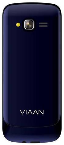Мобільний телефон Viaan T101 Triple Sim (blue), фото 2