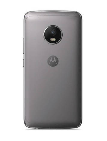 Смартфон MOTOROLA Moto G5 (XT1676) Dual Sim (Сірий), фото 2